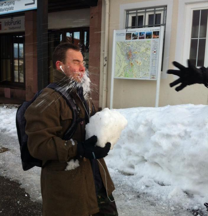 Snowball zac